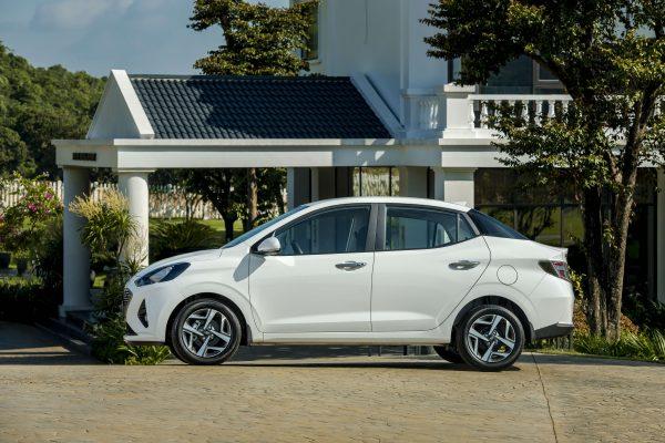 Hyundai i10 sedan 22
