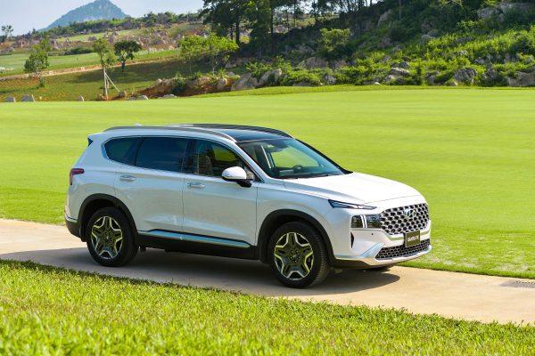 Hyundai Santa Fe 2021 – 31