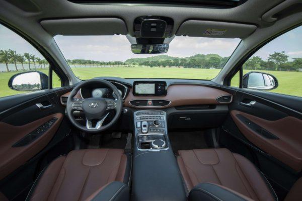 Hyundai Santa Fe 2021 – 42